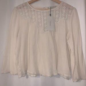 Zara women's top/blouse
